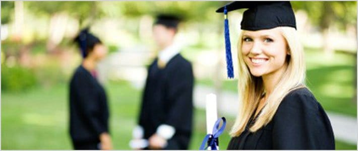 Atraktivní studentka 1